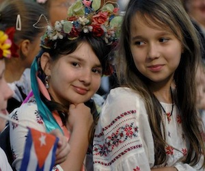 Destaca Naciones Unidas el apoyo de Cuba a las victimas de Chernobil.