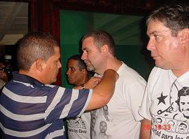Condecoran en Villa Clara a seis ex agentes de la Seguridad del Estado.