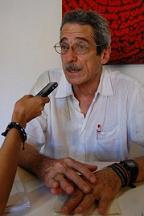 Asistió Fernando Pérez al taller Techo de Vidrio, de la UNEAC.