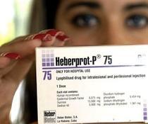 Aplican Herberprot-P a diabeticos con resultados favorables.
