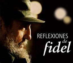 Continúa Fidel su Reflexion La Voluntad de Acero.