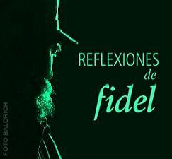 Acerca de ¨el mundo maravilloso del capitalismo¨ reflexiona Fidel.